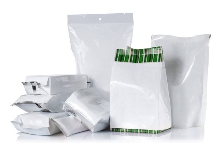 unprinted pouches manufacturers