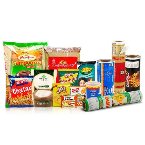 packaging for food products